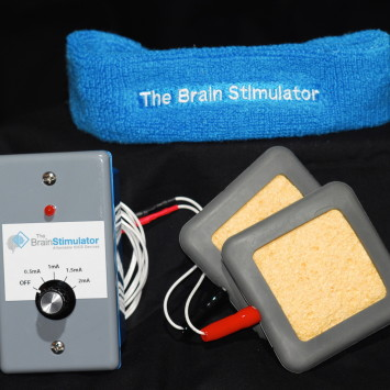 All in one tDCS Package with Sponges