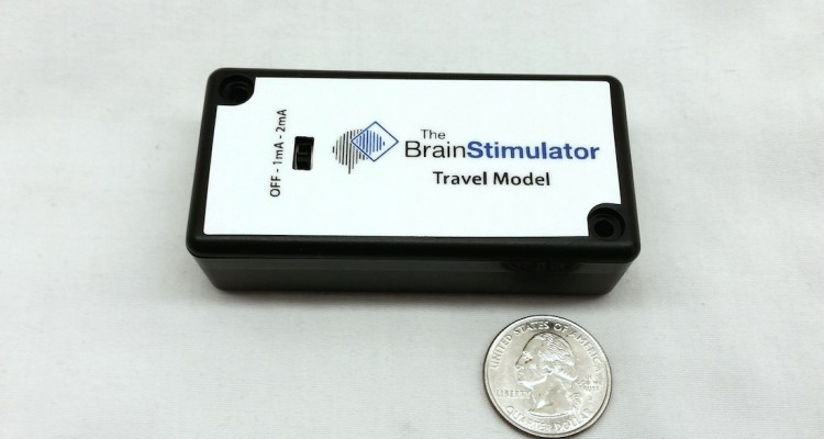 The Brain Stimulator tDCS Travel Model