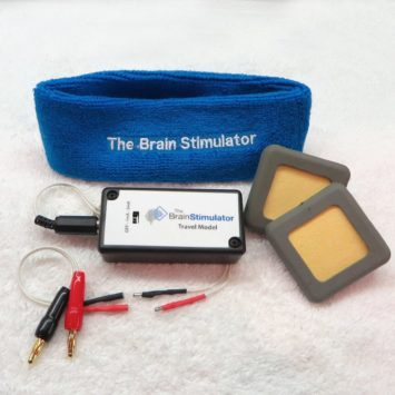 Travel Model Advanced tDCS Kit