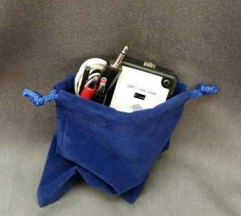 tDCS Travel Carry Pouch