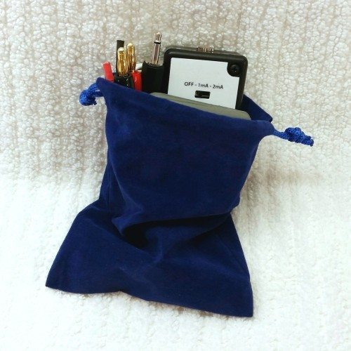 Small tDCS Carry Pouch