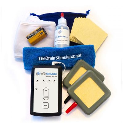Brain Stimulator v3 Deluxe tDCS Device Kit