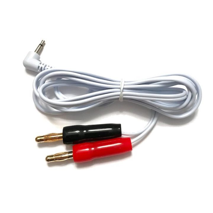 Electrode Cable w/ Banana Plugs