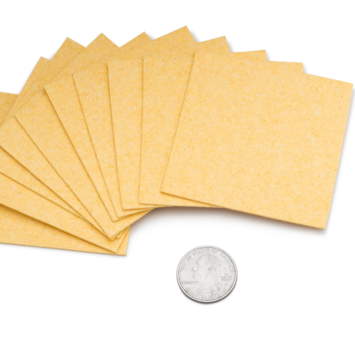 Replacement sponge inserts for Amrex tDCS sponge electrodes