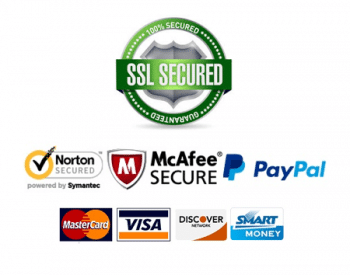 The Brain Stimulator Security Certificates and Payment Methods Badges